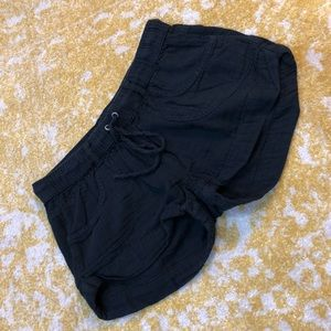 Roxy brand drawstrings shorts